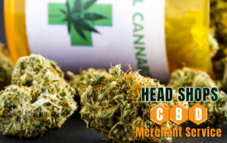 Head Shops Merchant Account Service for Medical Marijuana